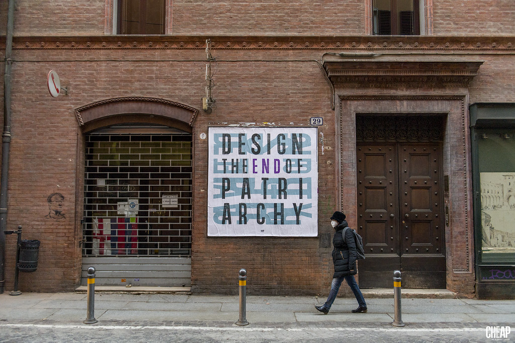 Design the end of Patriarchy