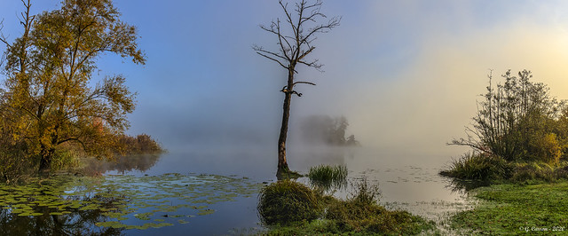 Mystic morning (Savoie * 10/2020)