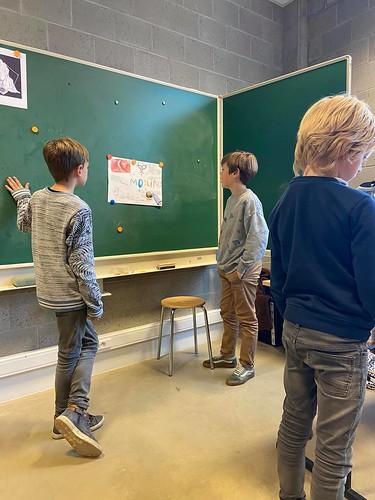 5de leerjaar - Zedenleer: Afscheidsrituelen