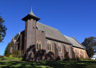 St John's Anglican Church, Moss Vale, NSW.
