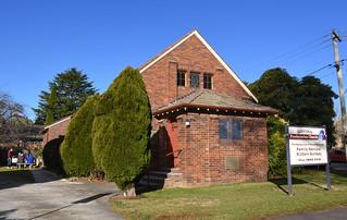 St Andrew's Presbyterian Church, Bowral, NSW.