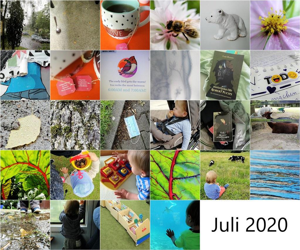 July 2020 Mosaic