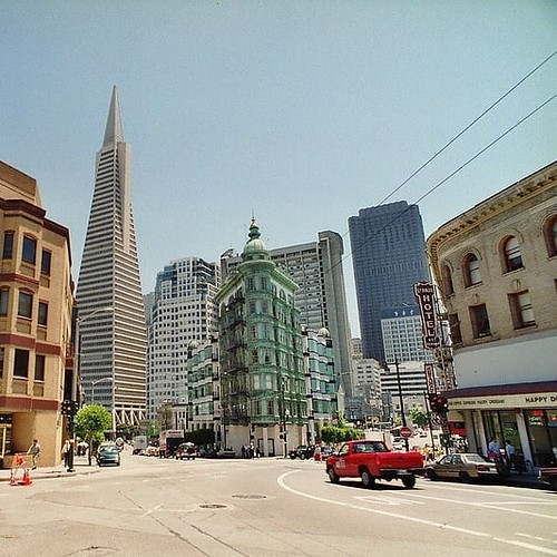 Again from the archive / Wieder mal aus dem Archiv: San Francisco 1998