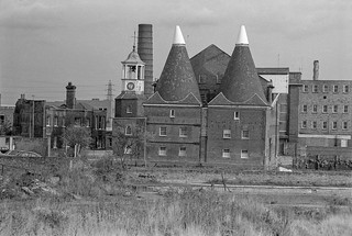 The Clock Mill, Three Mills Island, Bromley-by-Bow, Newham, 1981 29q-13_2400