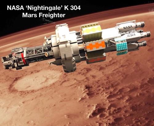 NASA 'Nightingale' K 304