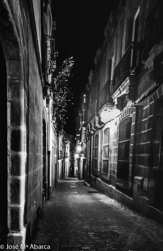 úbeda, la noche