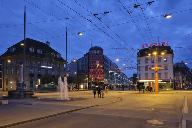 Biel/Bienne – Central Square