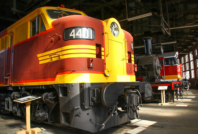 A2252. 4401,3412,44226 Preserved at Junee 16-5-18