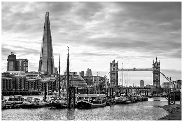 Iconic Thames Shores …