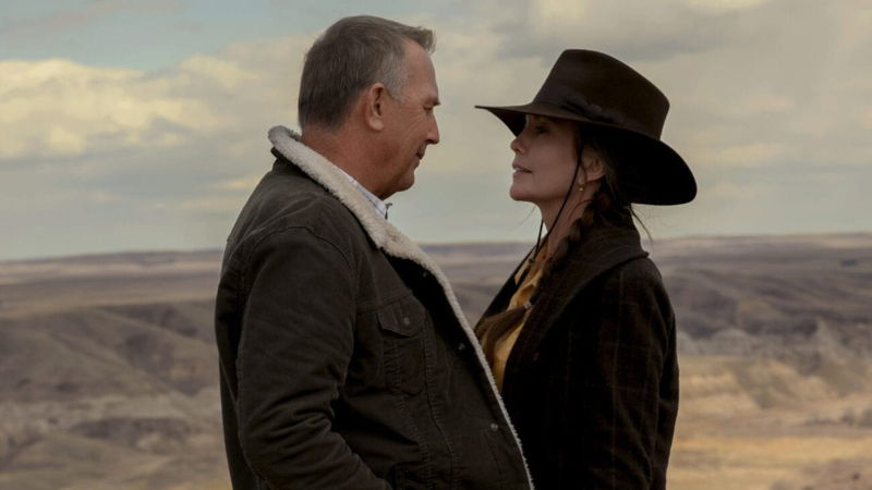 Cast Kevin Costner and Diane Lane