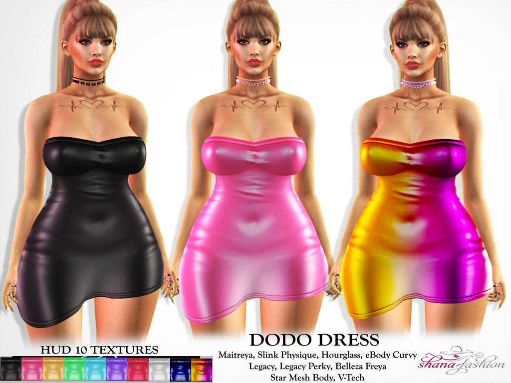 DODO Dress