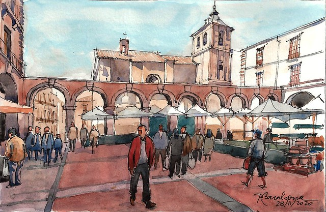 Mercado chico Ávila