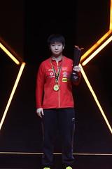 Award Ceremony Sun Yingsha