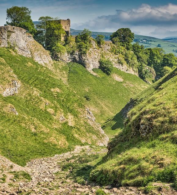 cavedale path - castleton
