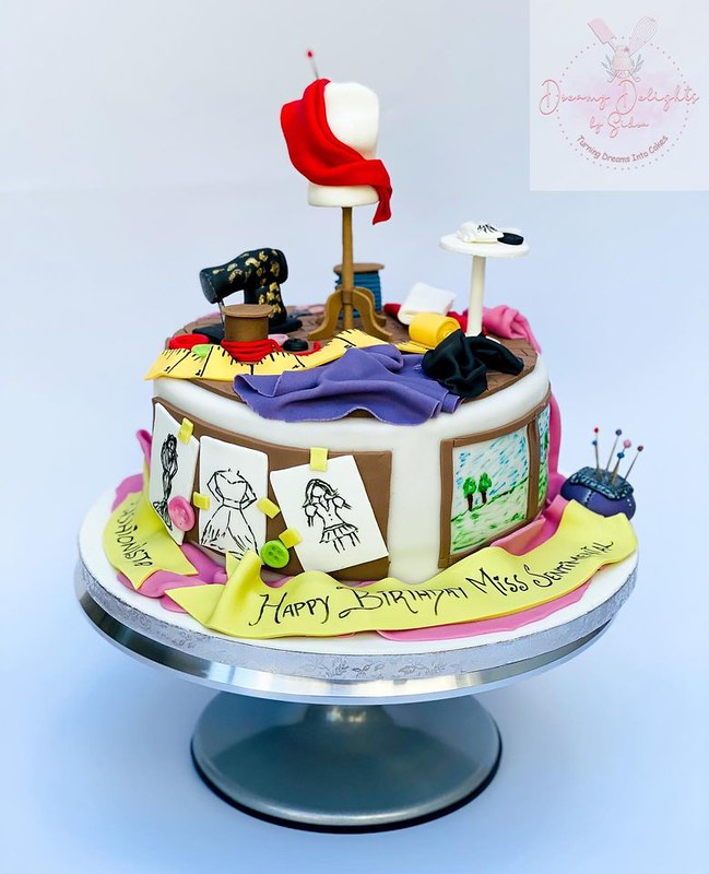 Cake from Dreamy Delights by Sidra
