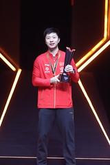 Award Ceremony Ma Long