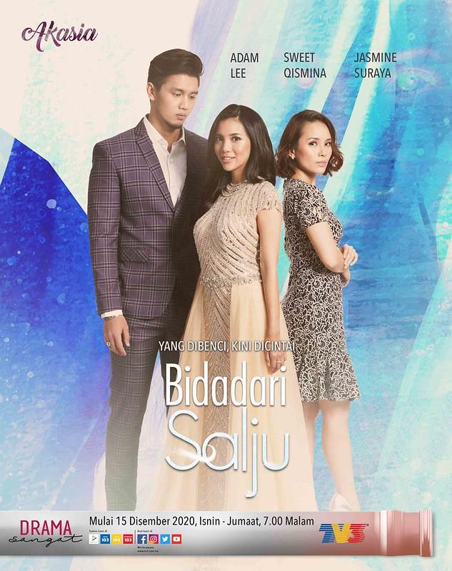 Bidadari Salju_Poster