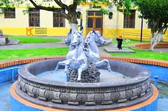 Parque de Los Caballitos - Otavalo