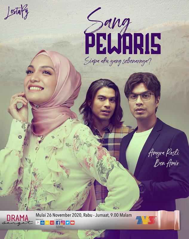 Sang Pewaris - Poster