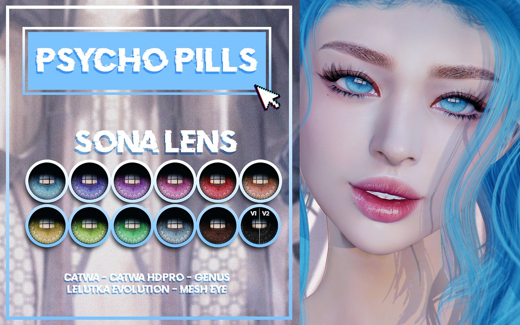 Sona Lens at 2MUCH event!