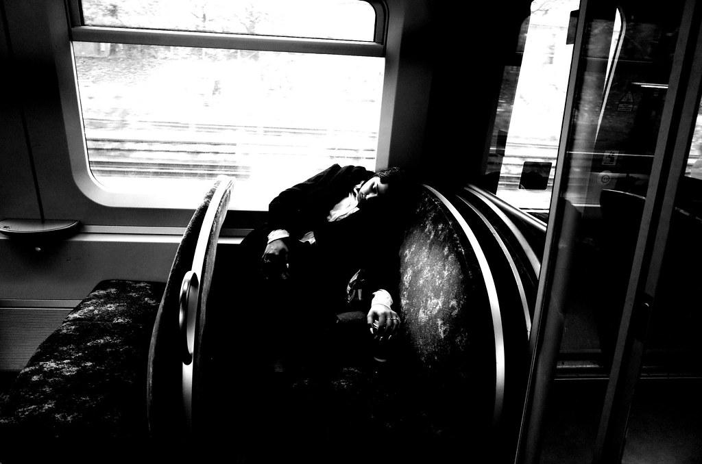 Train Copenhagen