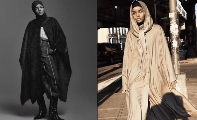 Supermodel Berhijab Terkenal Tinggalkan Dunia Glamor Kerana Mahu Jaga Waktu Solat