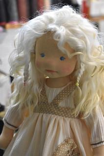 "Jovana 18"" waldorf doll"