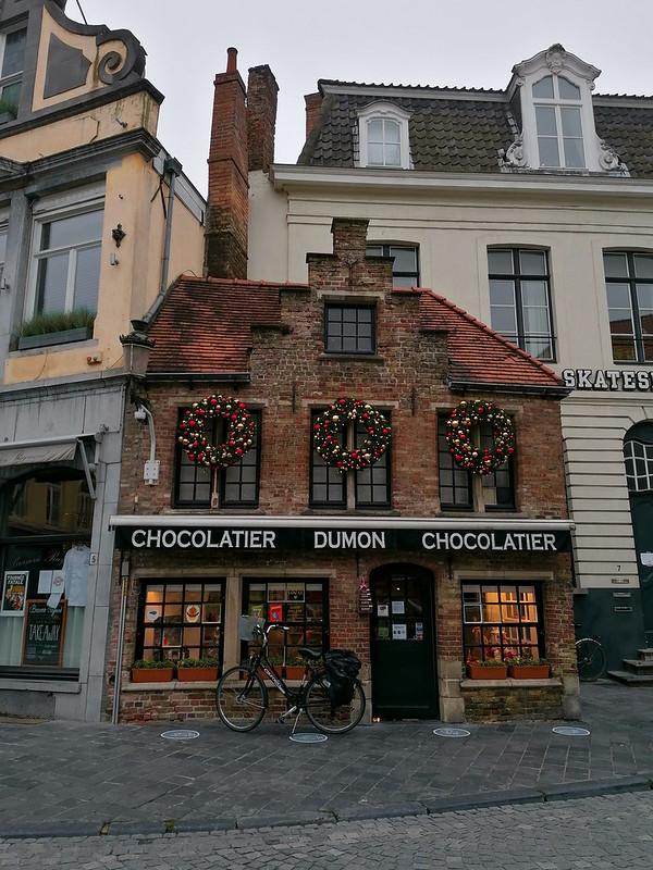 Chocolatier Dumon, Brujas
