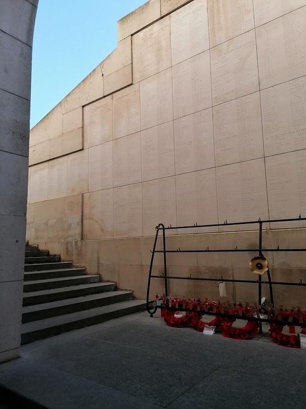 Homenaje a soldados muertos en Ypres