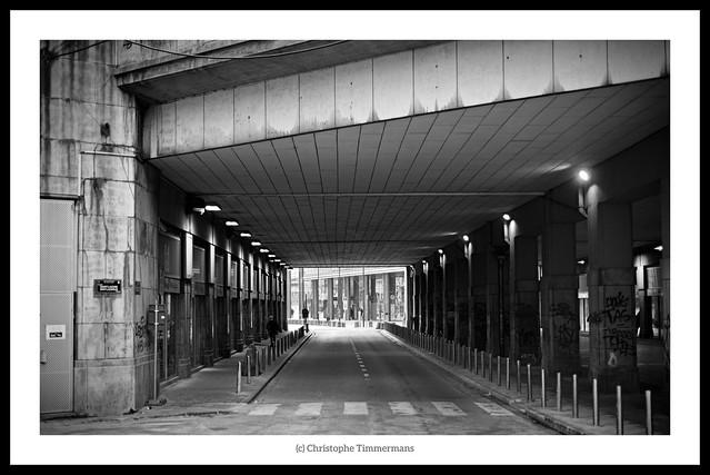 Gare du Nord, place Rogier