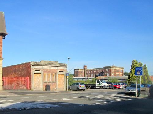 Art Deco Building, Coalville, Leicestershire