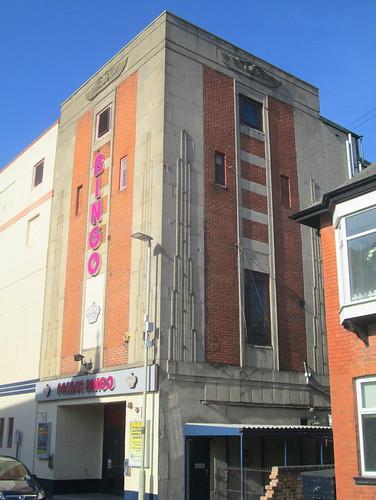 Former Palace Cinema, Coalville