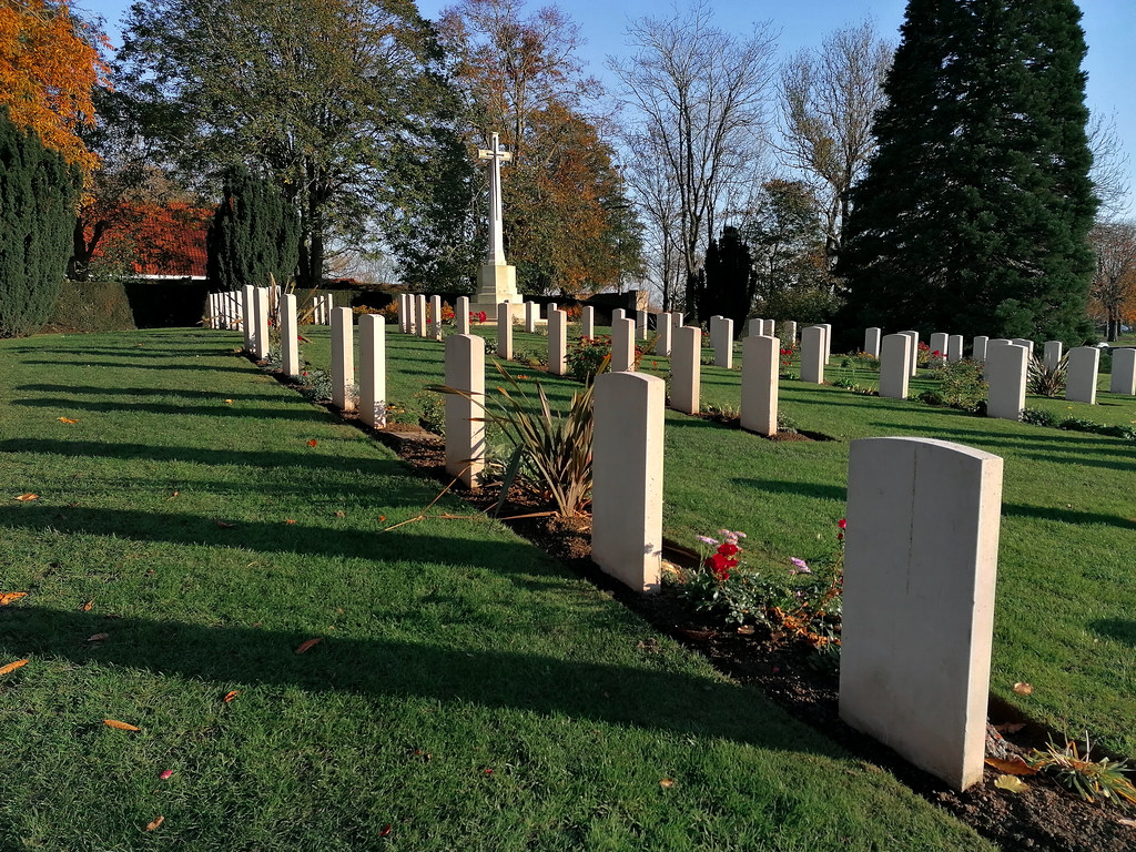 Cementerio militar de Ypres