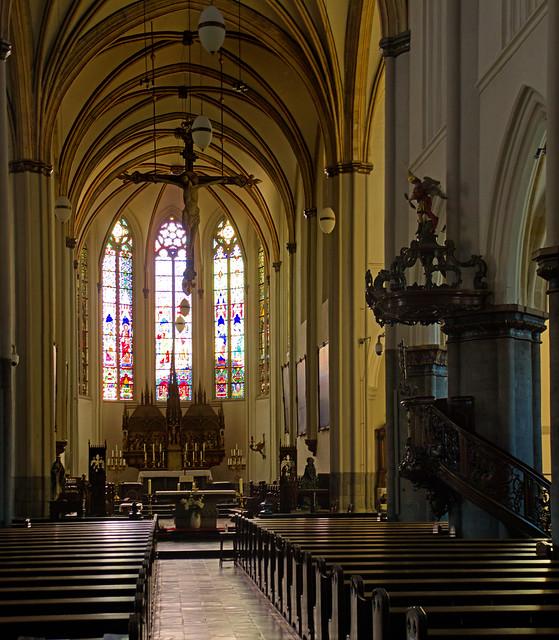 Sittard - Sint-Petrus' Stoel van Antiochiëkerk
