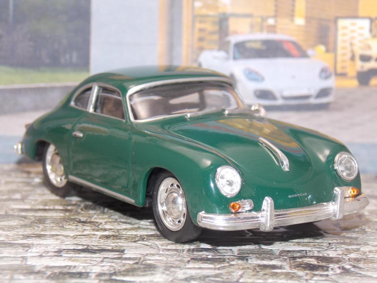 Porsche 356 A Carrera – 1959