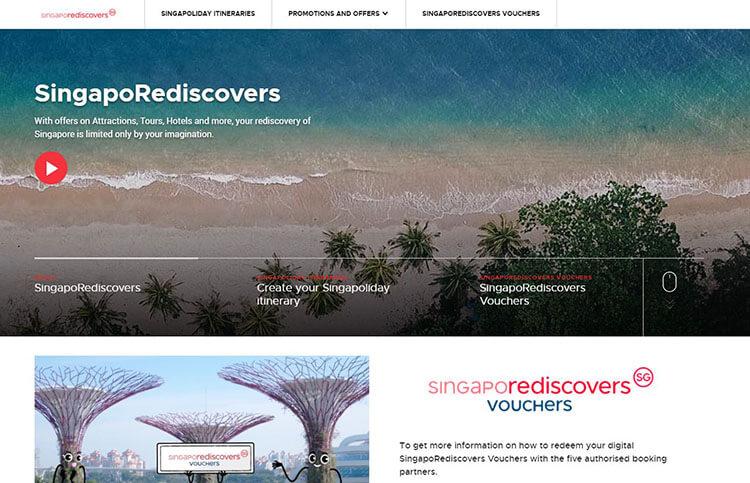 Singaporerediscovers vouchers