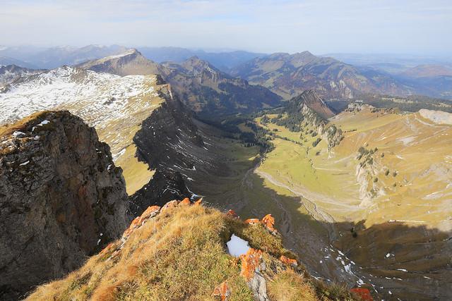 Austria / Vorarlberg / Kleinwalsertal - Hoher Ifen (2,229 m)