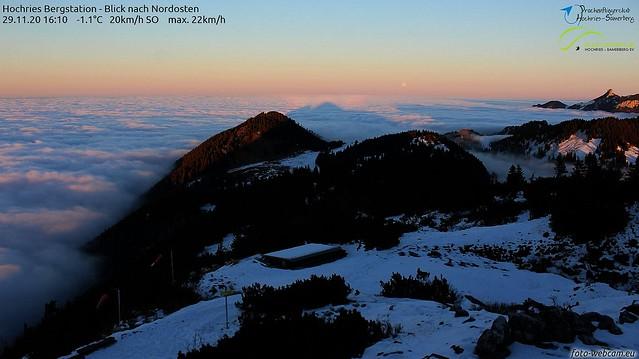 Moonrise Sunset 003