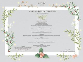 Fin de Año - Meliá