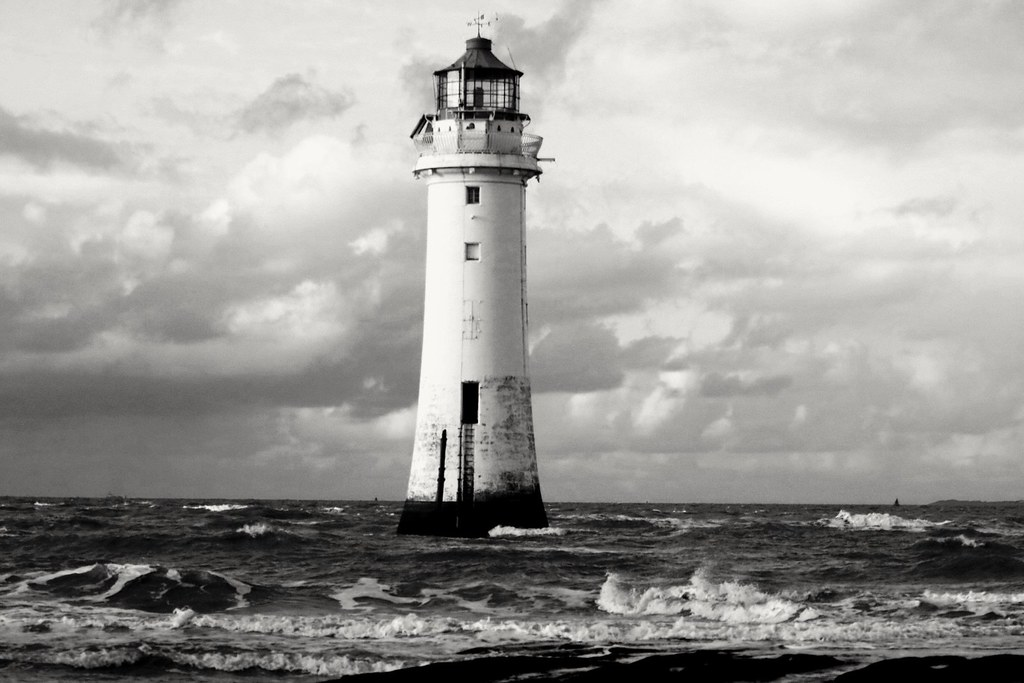 LIGHTHOUSE IN NEW BRIGHTON