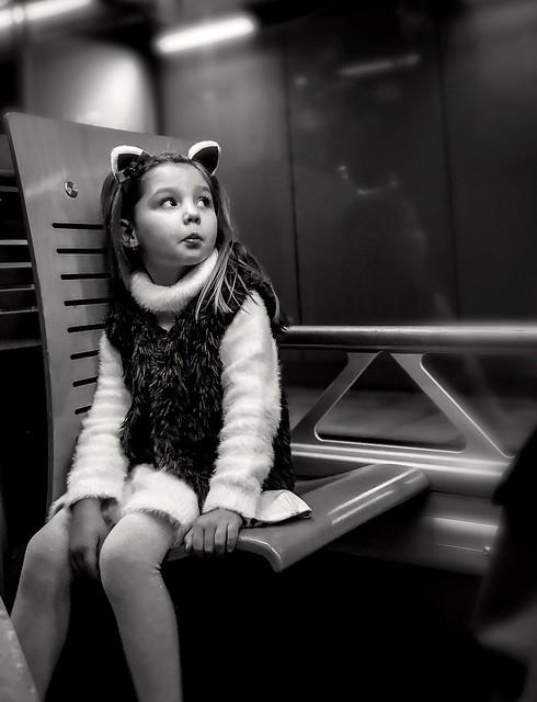 La petite souris du métro