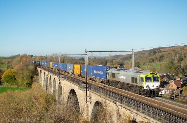 Railtraxx 6605 Sint-Martens-Voeren