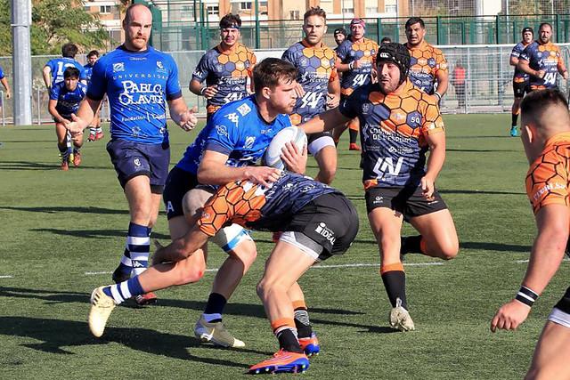 Foto Paco Gozálbez. La Grange debutó en partido oficial
