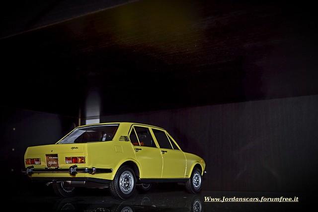 Alfa Romeo Alfetta 1/18