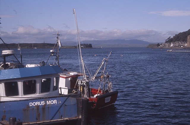 Oban Fishing