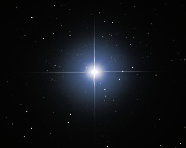 Sirius - α (Alpha) Canis Majoris 2020-10-15