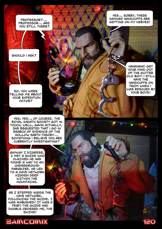 BAMComix Presents - Chapter Seven - A busy night. 50661882402_46277fb615_c