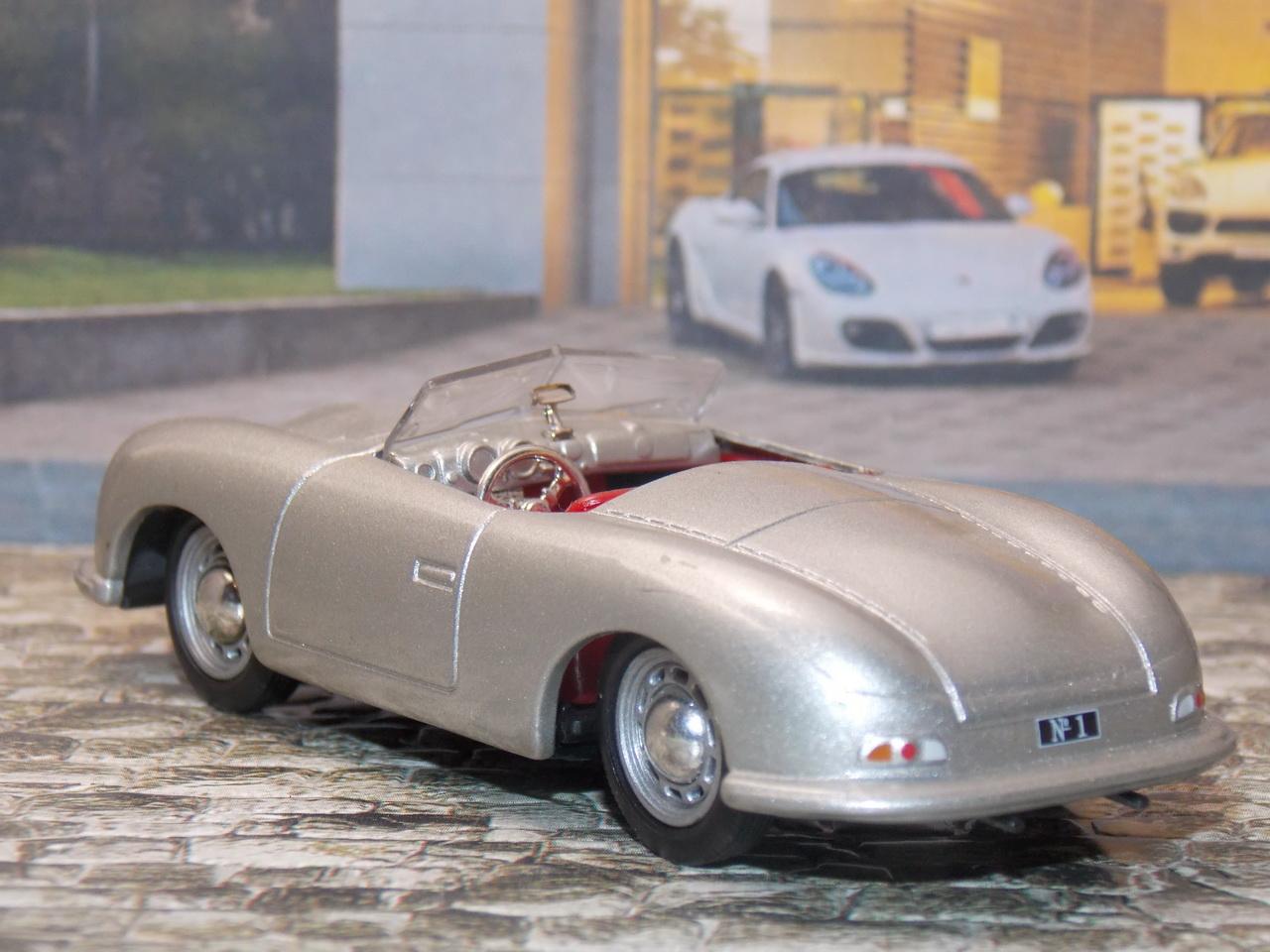 Porsche 356 Roadster Nro 1 – 1948