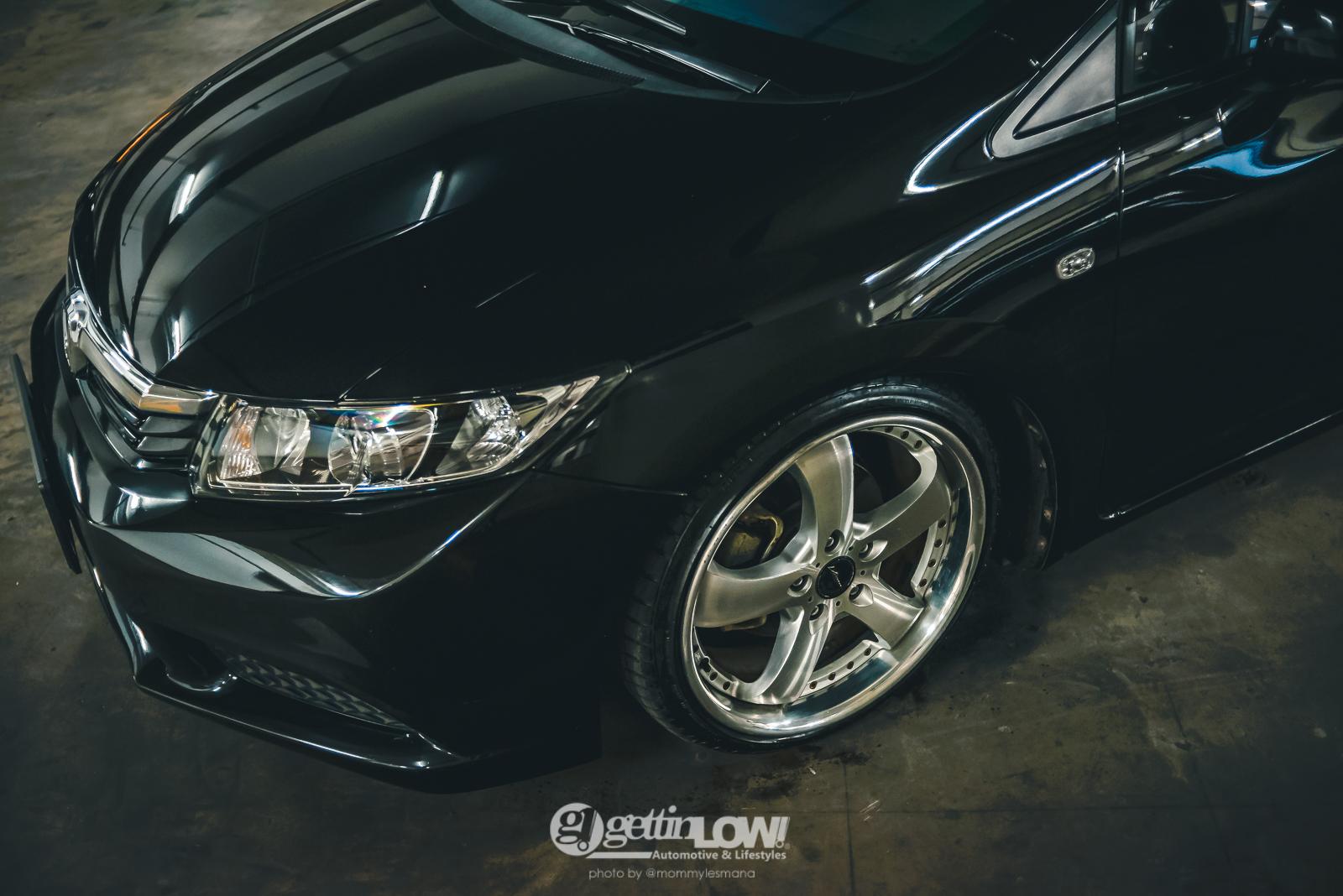 Honda Civic FB