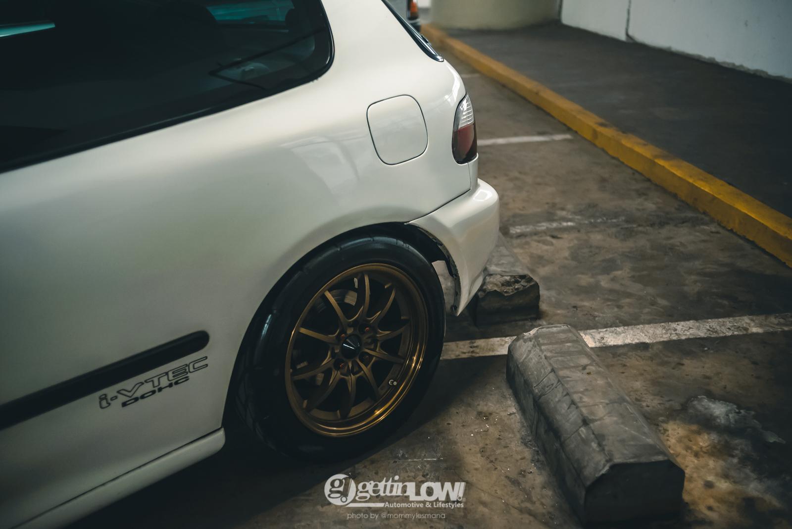 Honda Civic Estilo